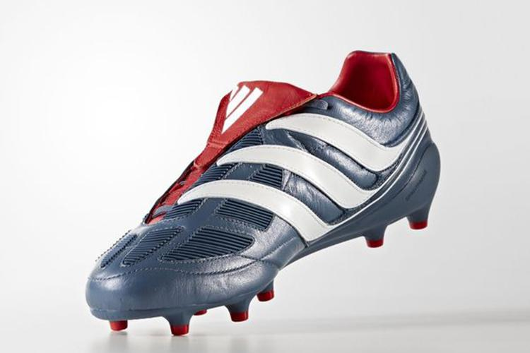 Adidas  iconic Euro 2000 Predator Precision have been given a 2017 ... c4c52d4ccdc