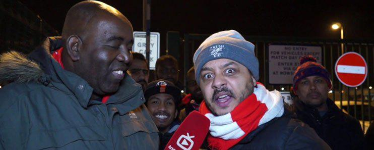 When Troopz finds out he'll be working on Christmas Day