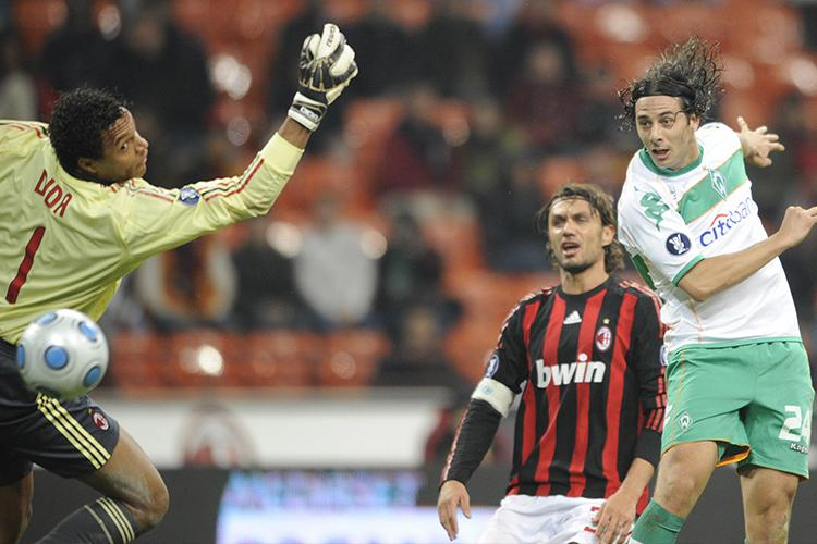 The look on Maldini's face said it all