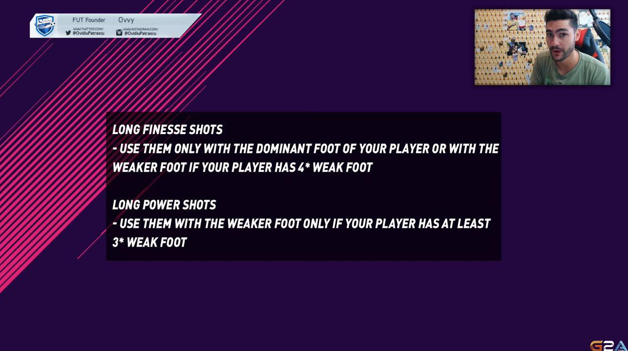Follow these simple tips to transform your luck from long range in FIFA 18