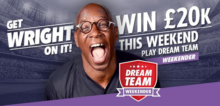 Play Dream Team Weekender now
