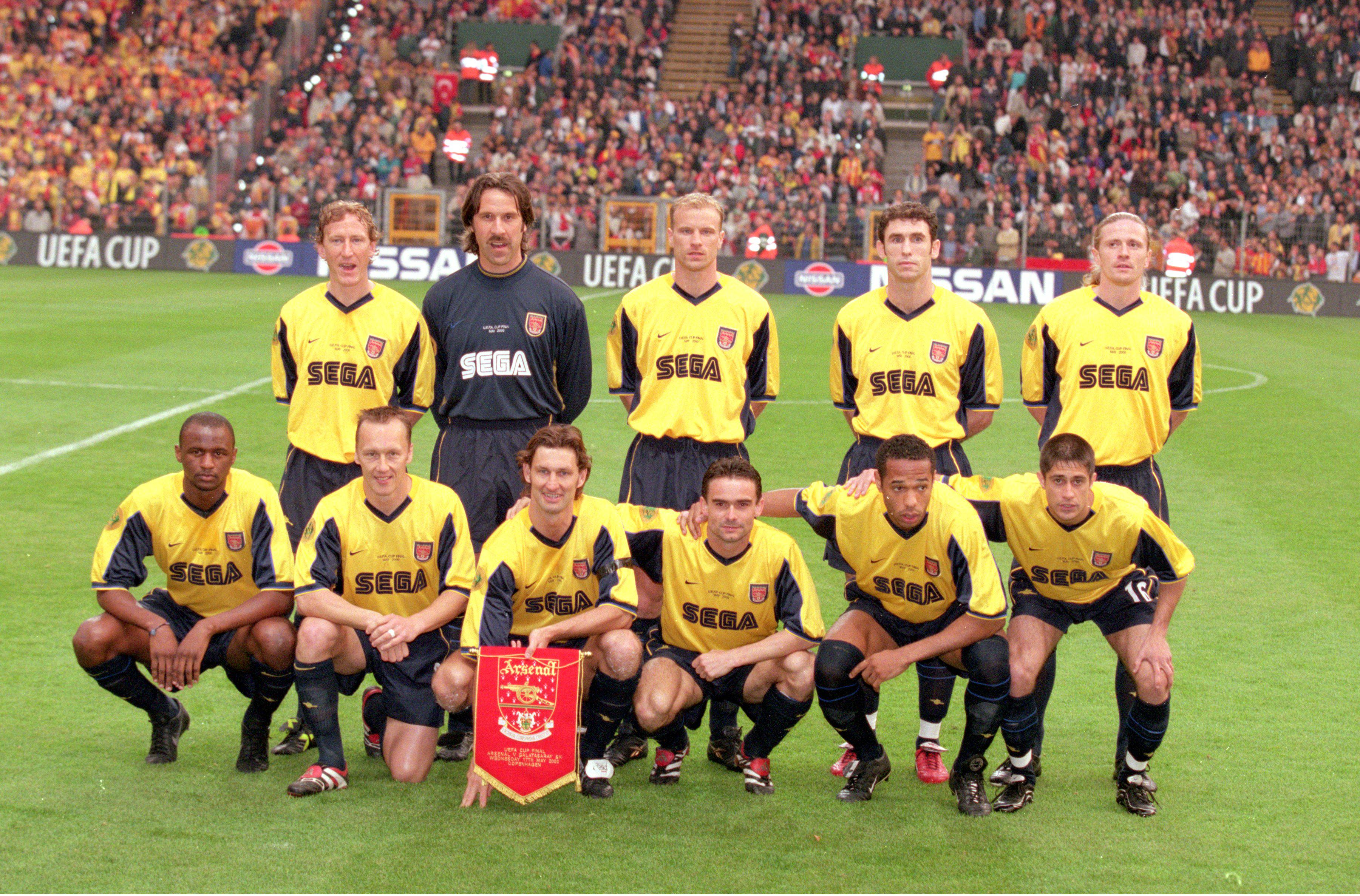 The class of 1999/2000
