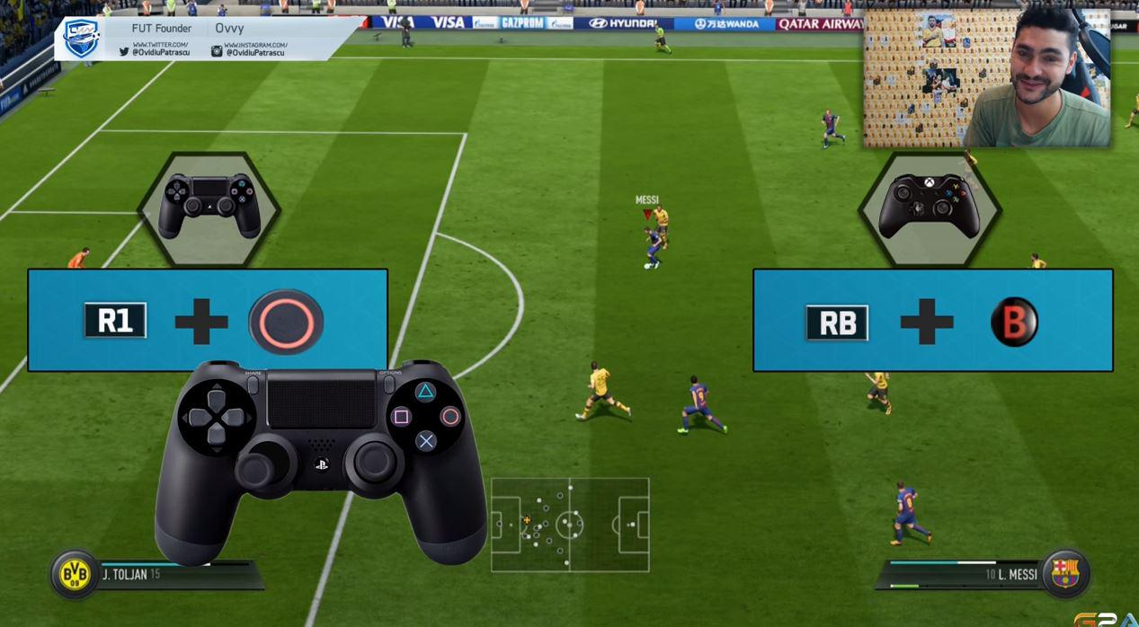 Long shots are overpowered in this year's game – making them far easier to score than in FIFA 17