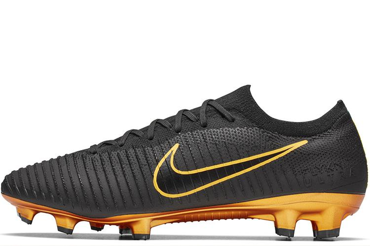 e8e1d920d Eden Hazard shares first ever boot at unveiling of limited-edition Nike  Mercurial Ultra Flyknit Vapor