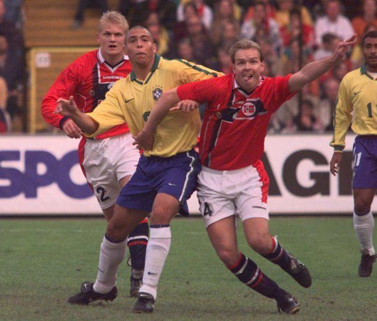 Henning Berg > Ronaldo