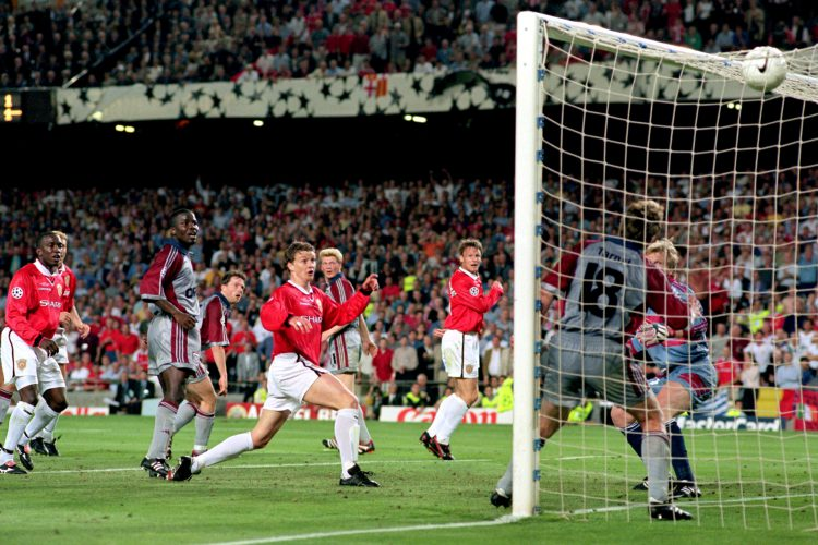 AND SOLSKJAER HAS WON IT
