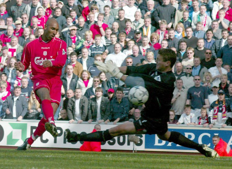 Hands up who forgot Anelka played for Liverpool