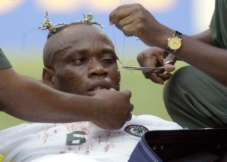 Taribo's trips to the barbers could be difficult procedures