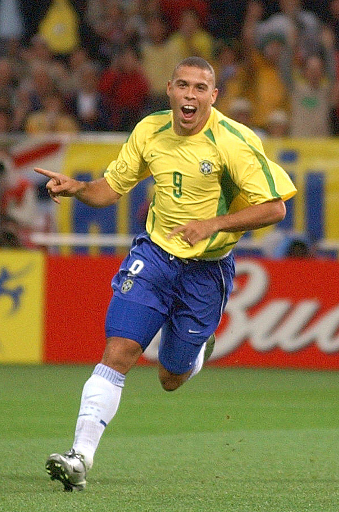 Ronaldo was one of the most gifted footballers to grace the game