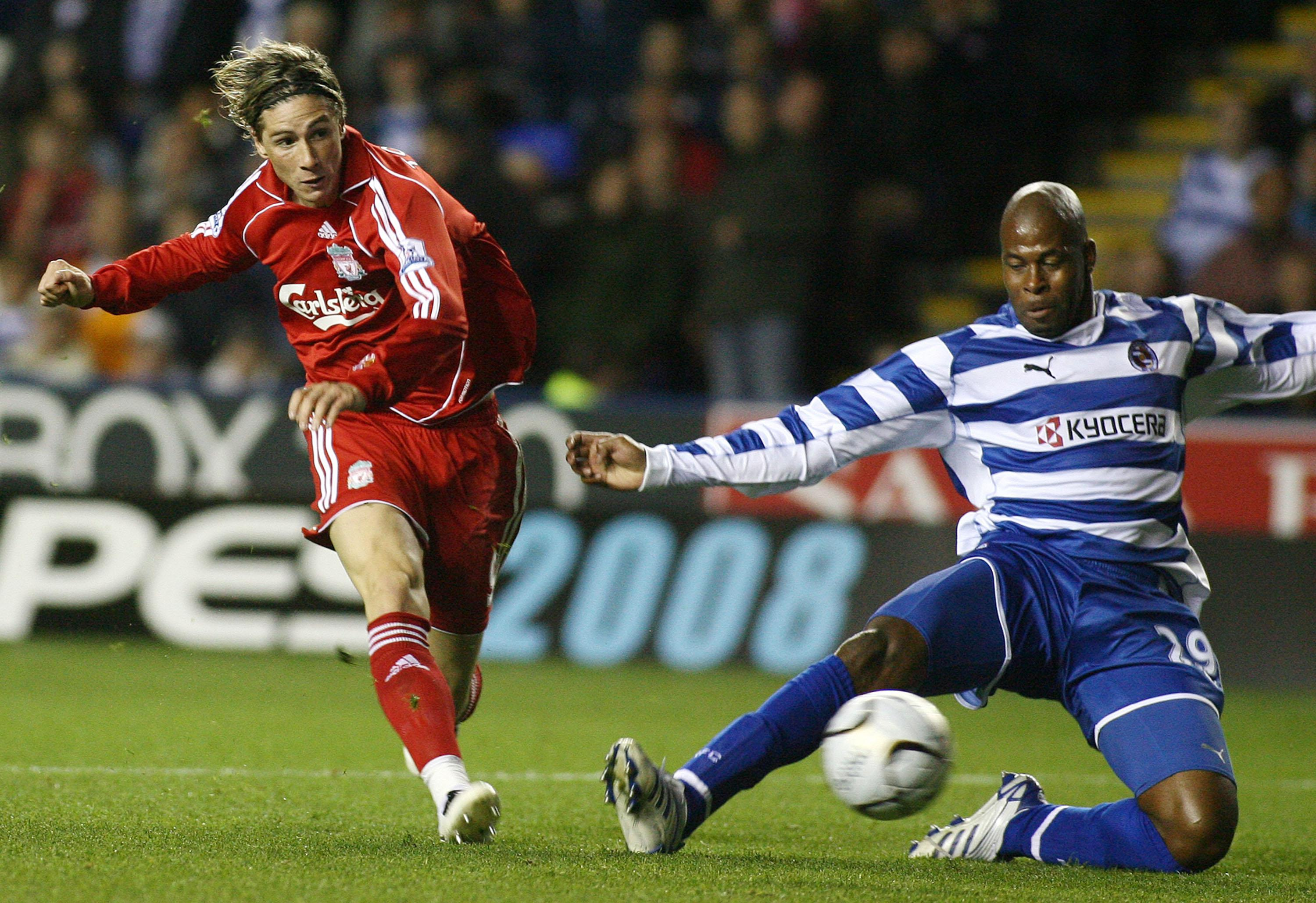 Torres scored a hat-trick against Reading almost a decade ago to the day