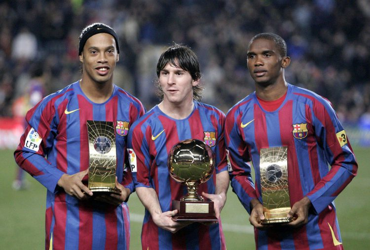 Who's got the biggest trophy?