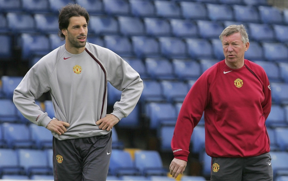 The Dutchman's relationship with the manager became difficult