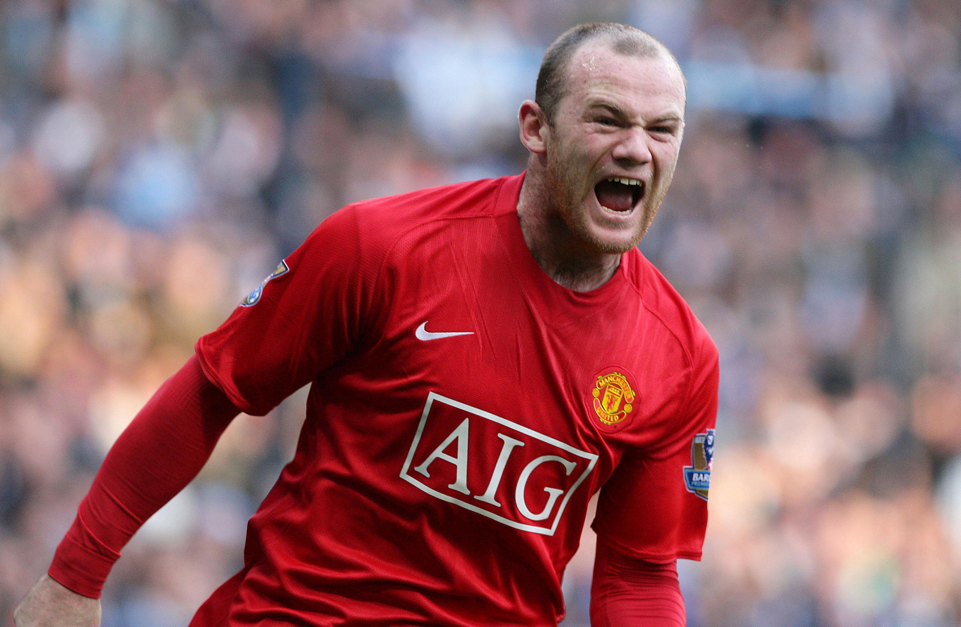 Rooney was an Old Trafford favourite for 13 years