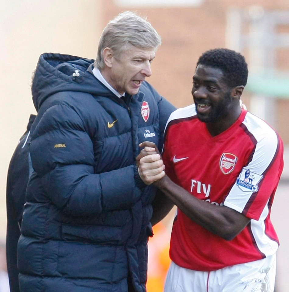 Kolo Toure was a great servant for Wenger… just not against Drogba