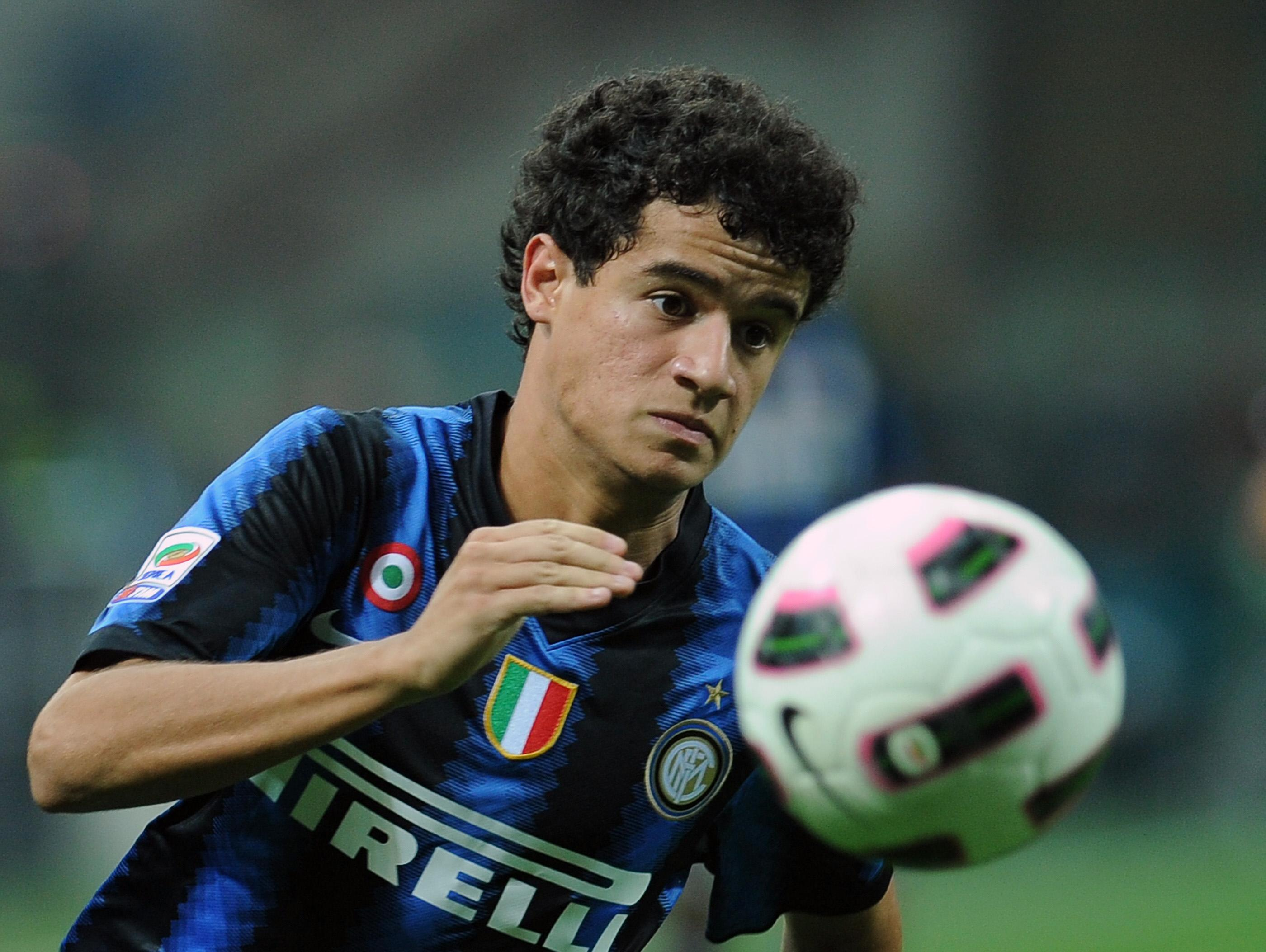 Coutinho was a relatively unknown quantity at Inter