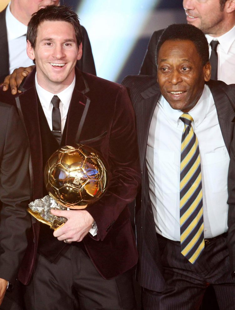 Could Pele do it on a cold Thursday night in Eibar?