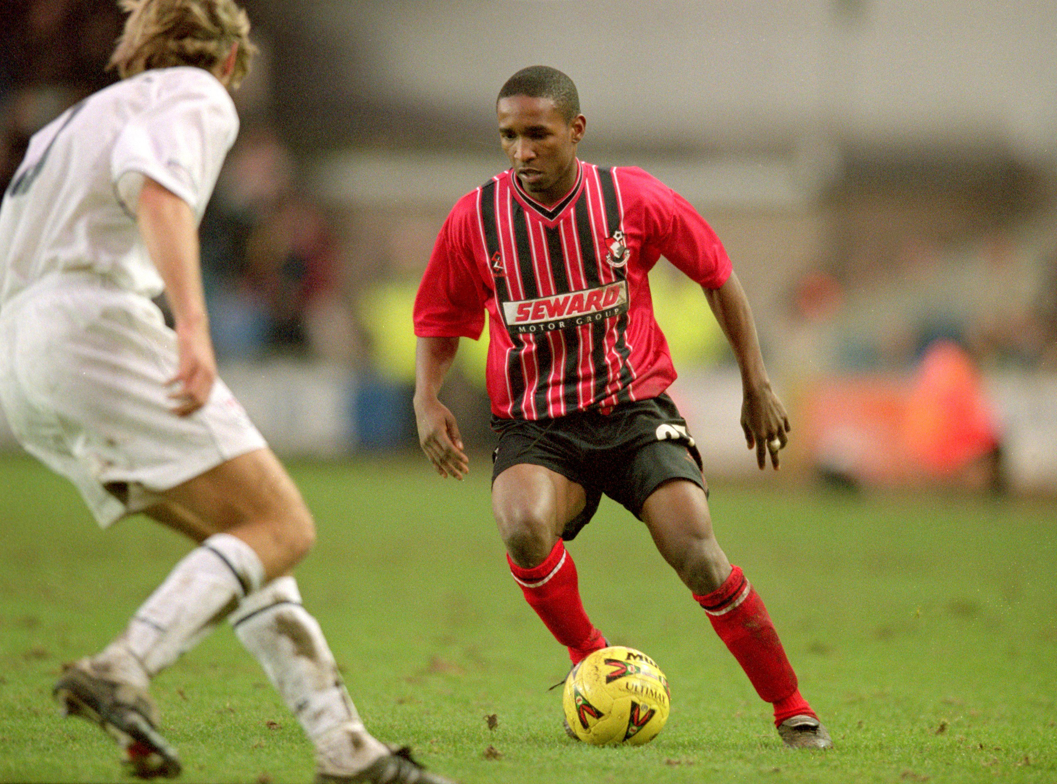 Defoe last scored for the Cherries during a loan spell back in 2001
