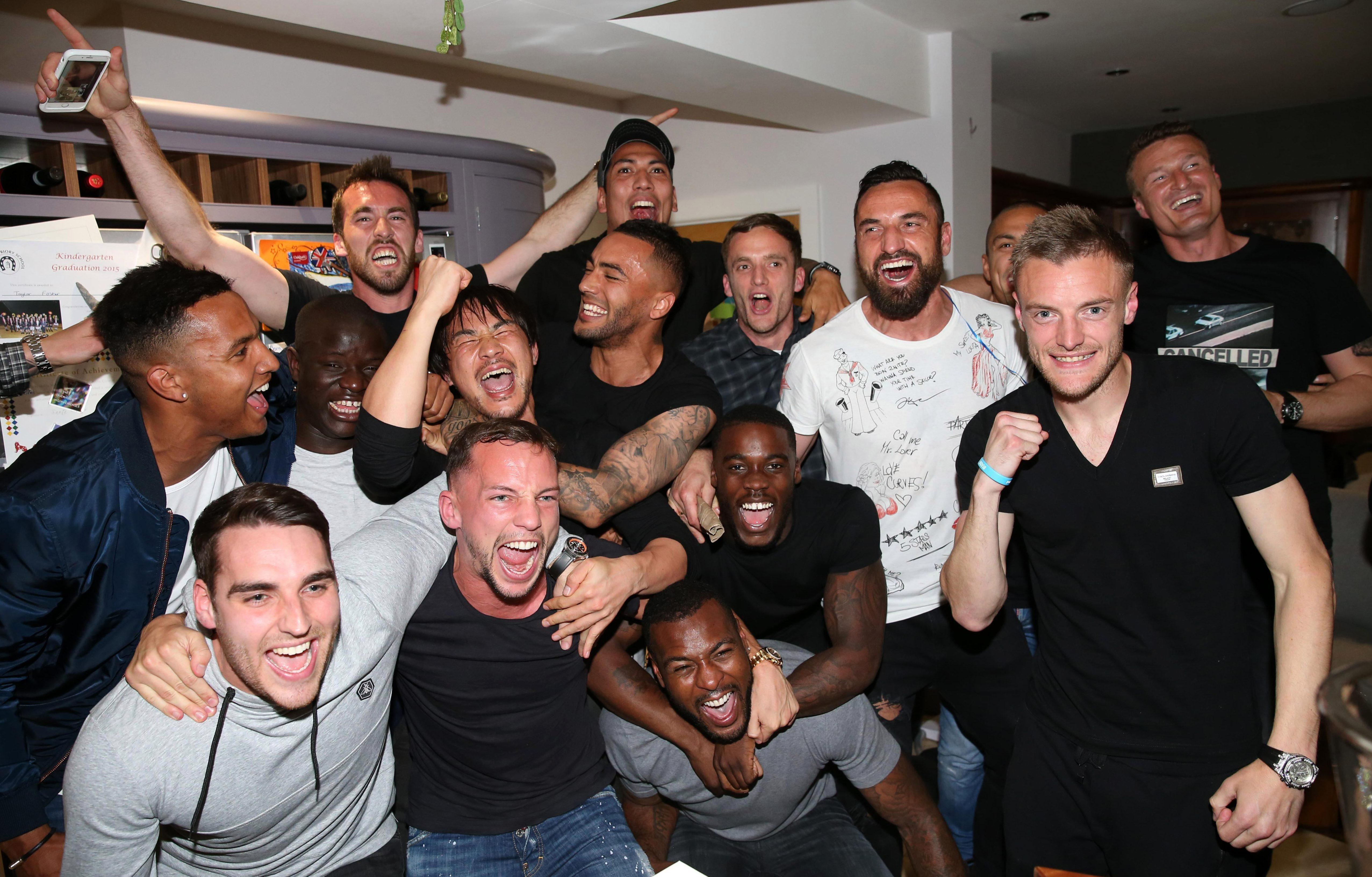 A true Vardy party
