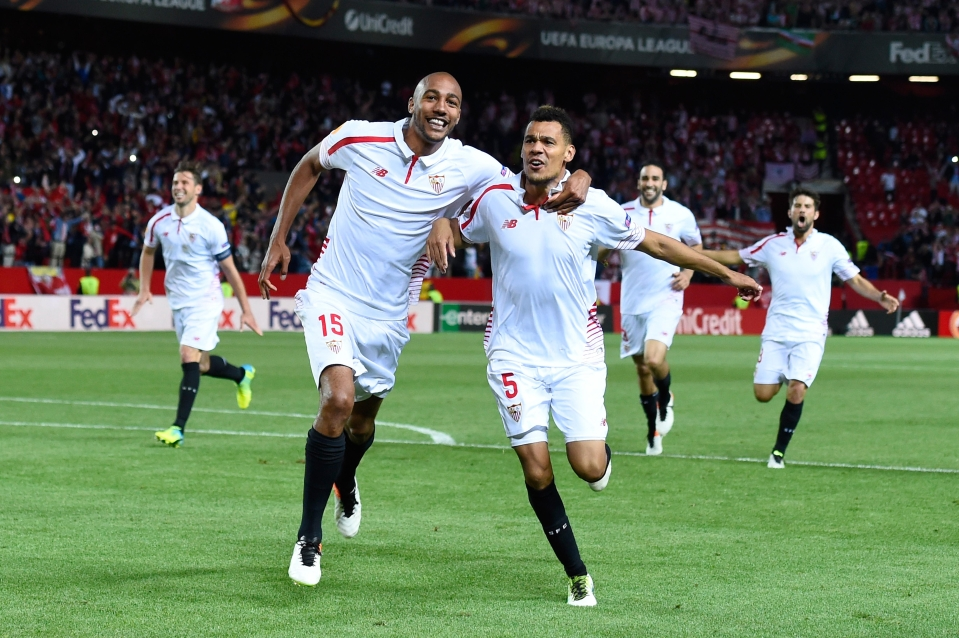 From the arms of N'Zonzi to Mexico's Liga MX