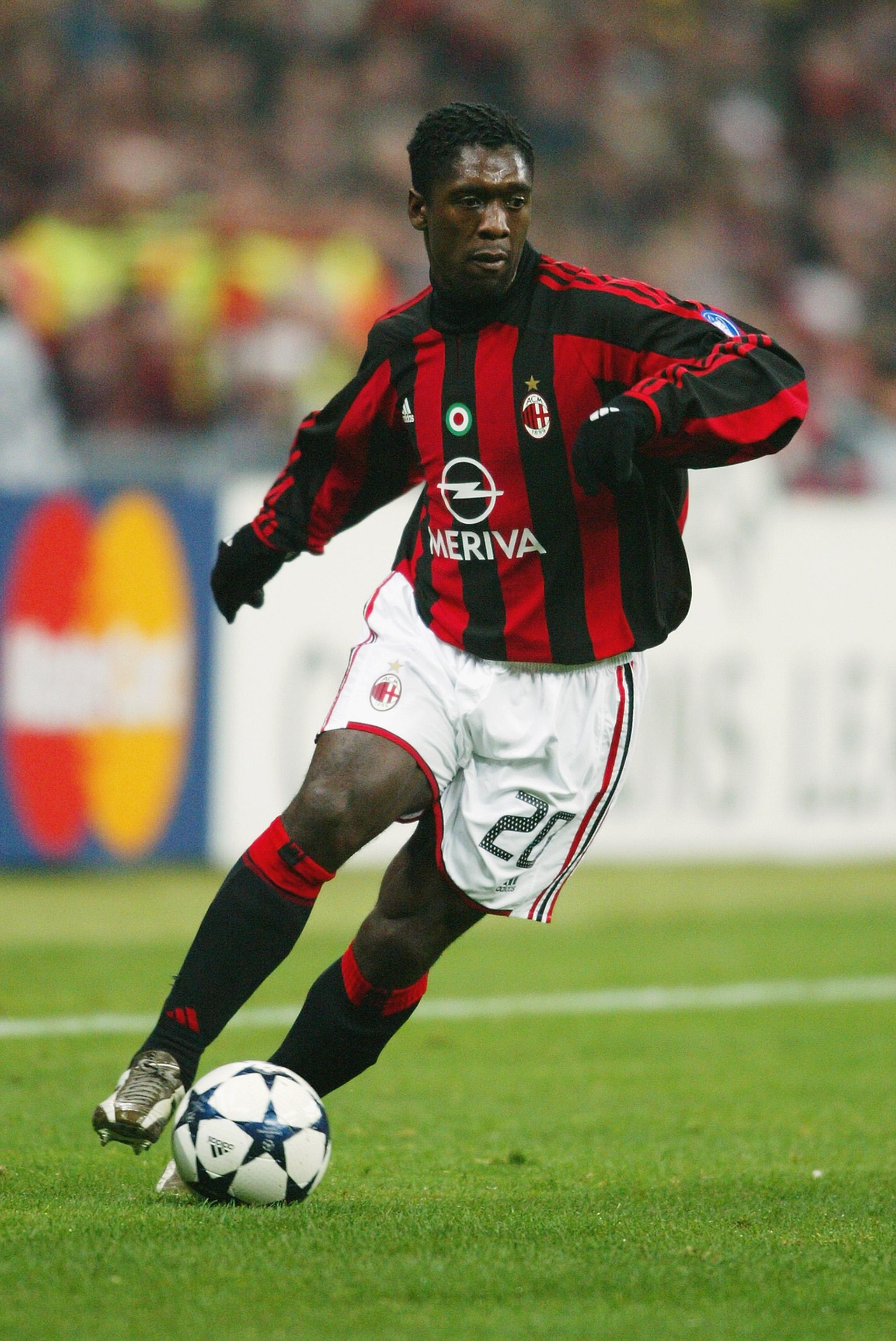 Seedorf won the Champions League with three different clubs