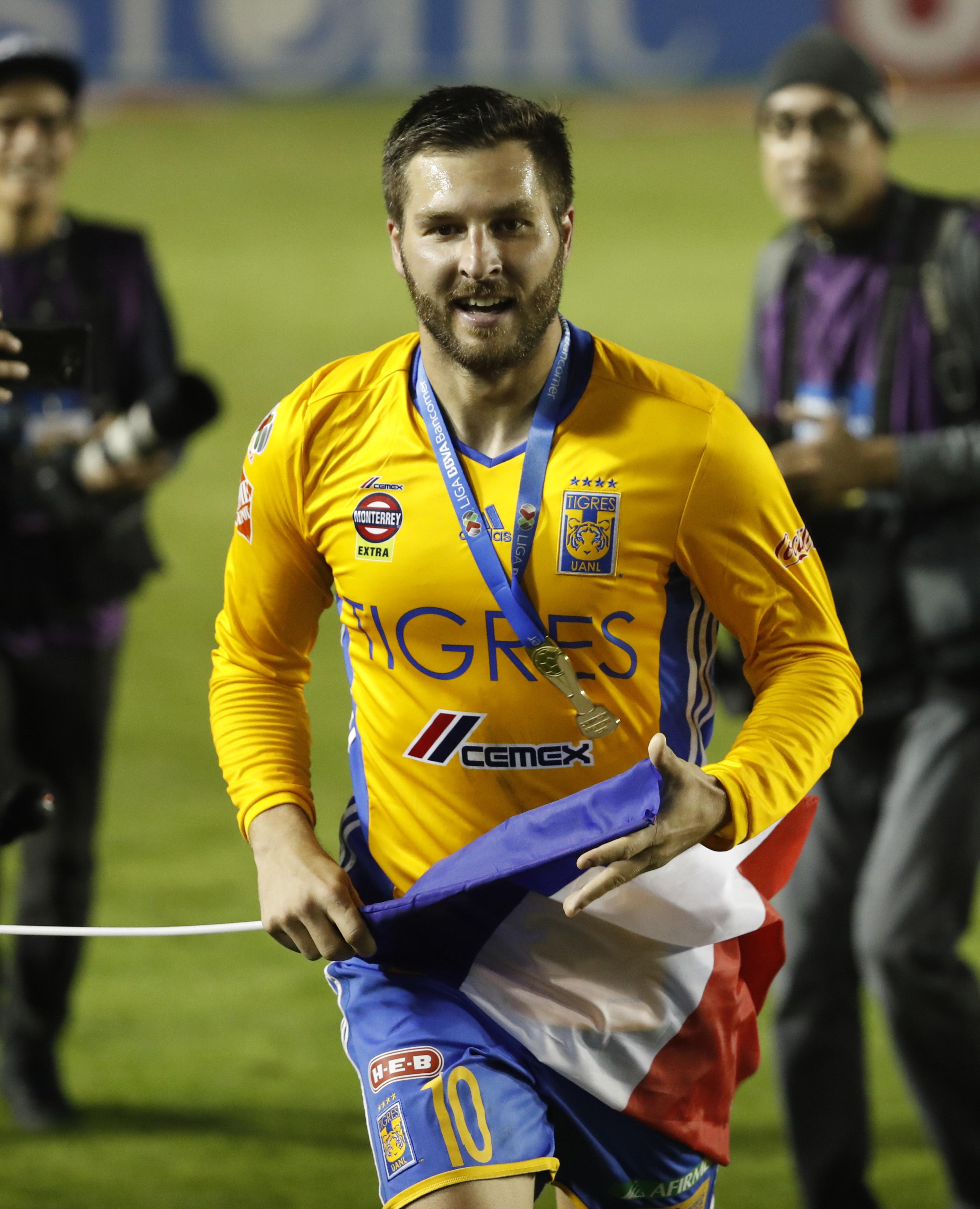 Gignac has had a successful resurgence in Mexico