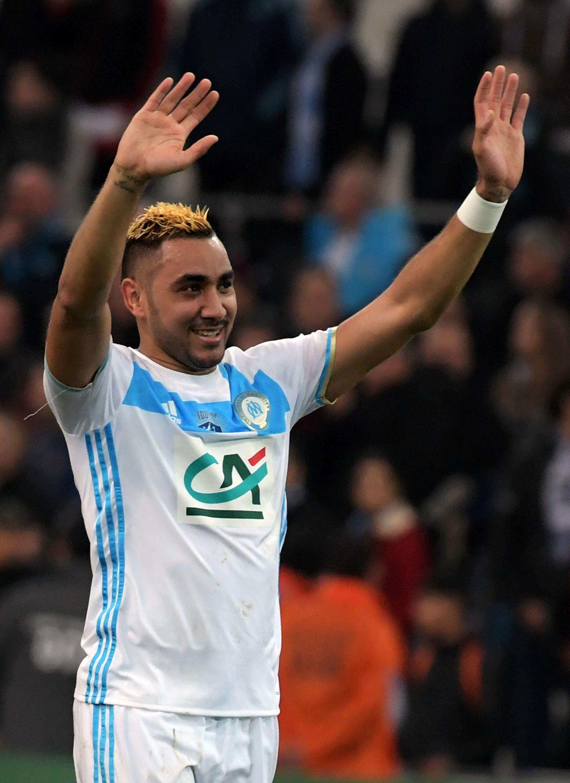 Dimitri Payet forced a move away from West Ham last season