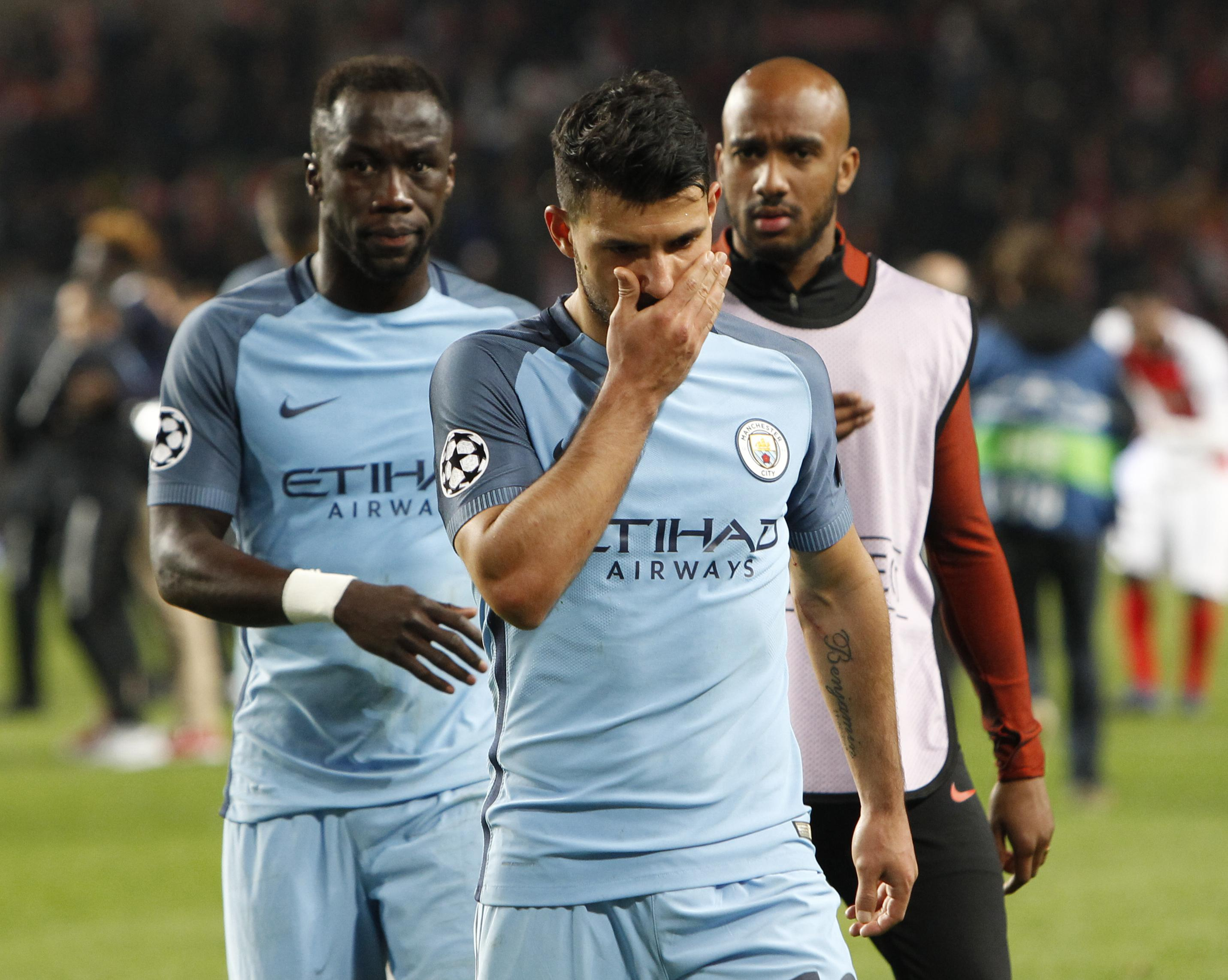 City were dumped out of the competition by Monaco last season