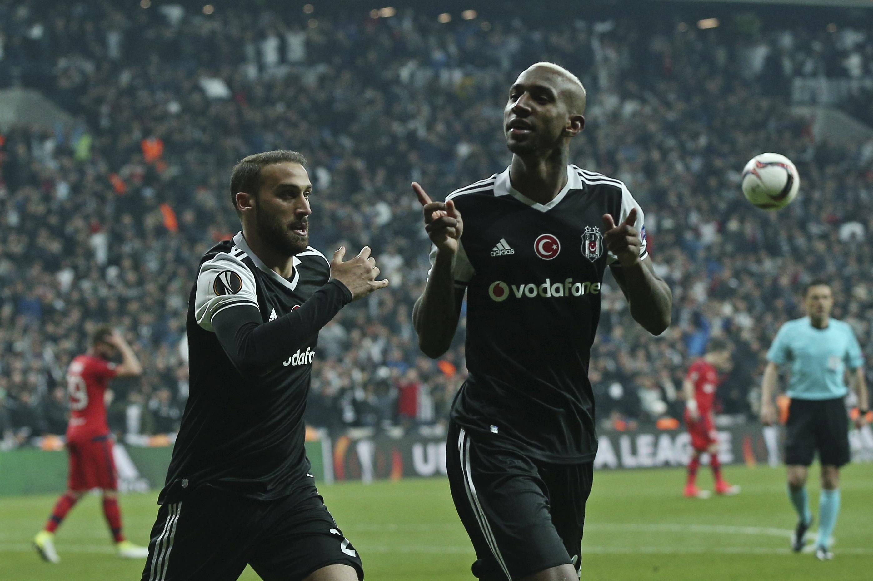 Besiktas got to the Europa League quarter-finals last season