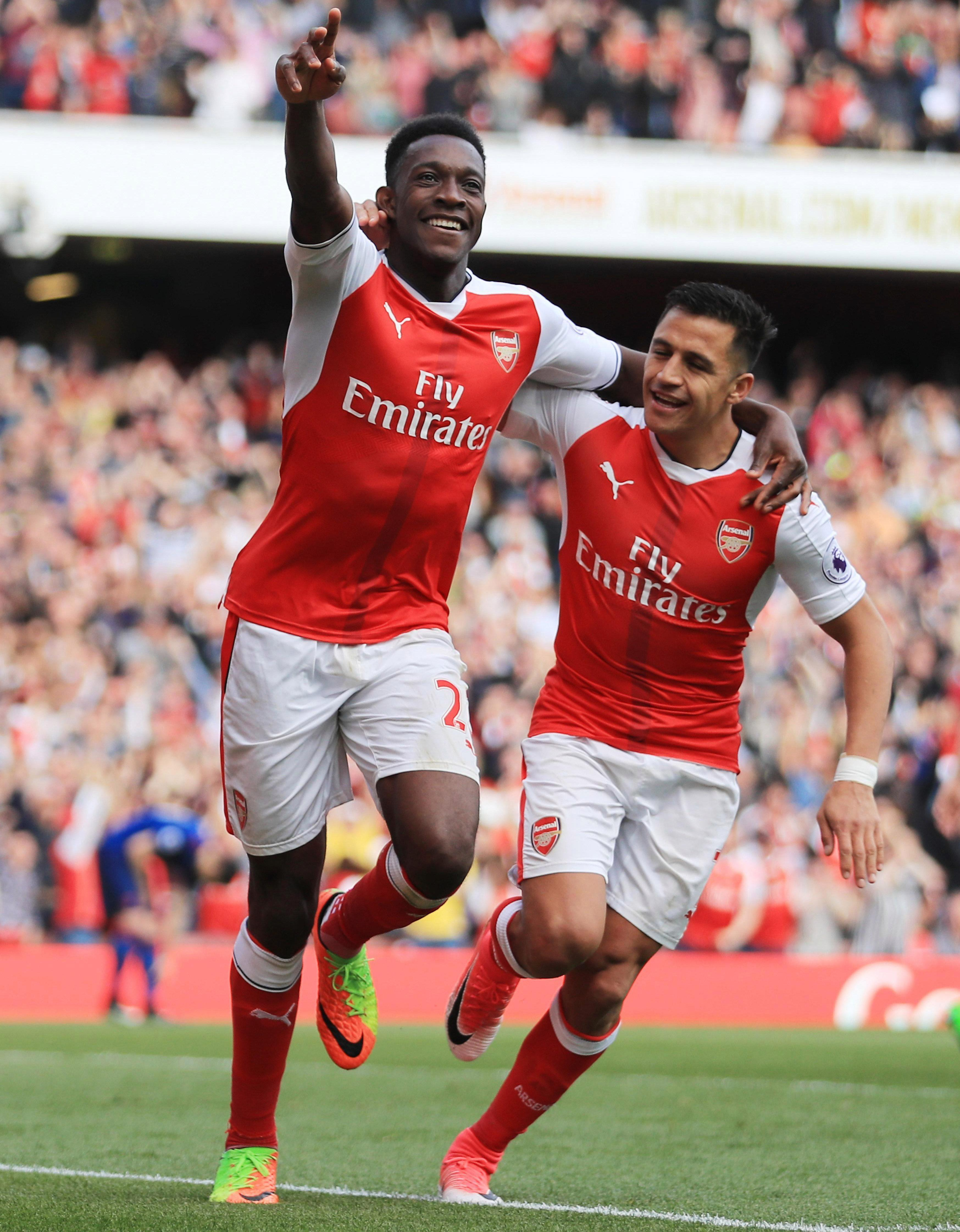 Danny Welbeck is one of Arsenals biggest home goal threats