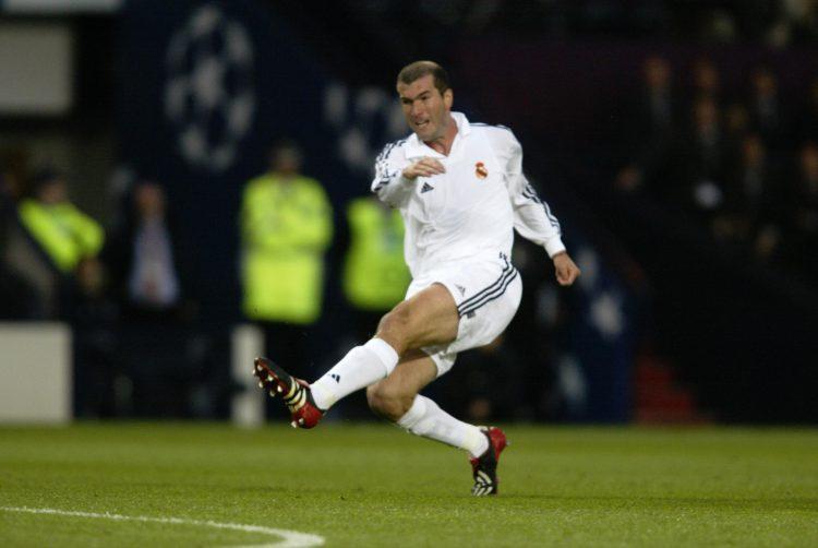 Zidane's goal is definitely in the top 1 European goals