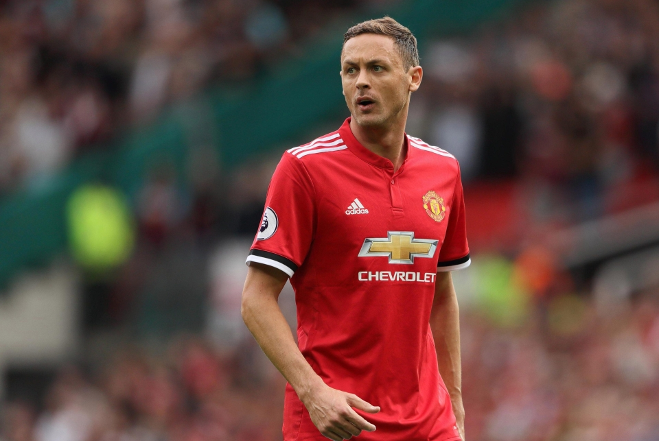 Matic has played every minute of league football for Manchester United this term