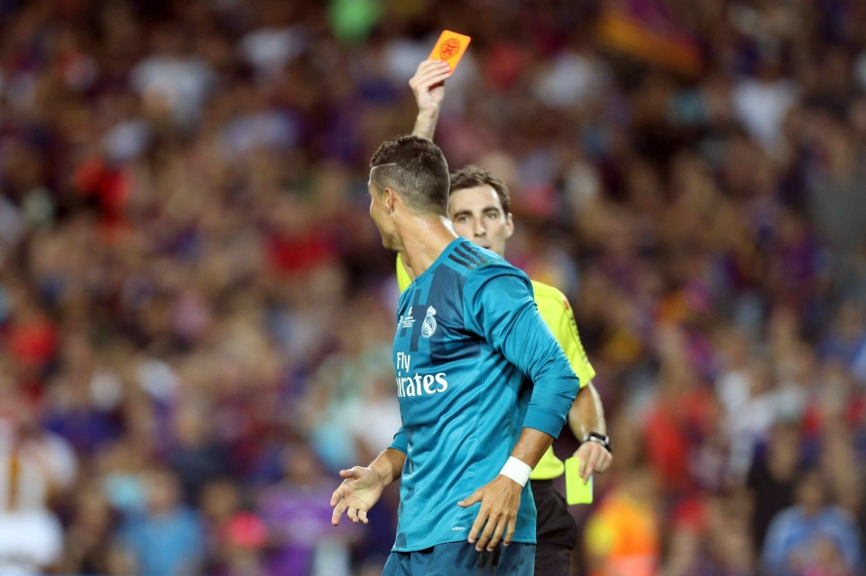 Gareth Bale was expected to lead after Cristiano Ronaldo was banned for five games