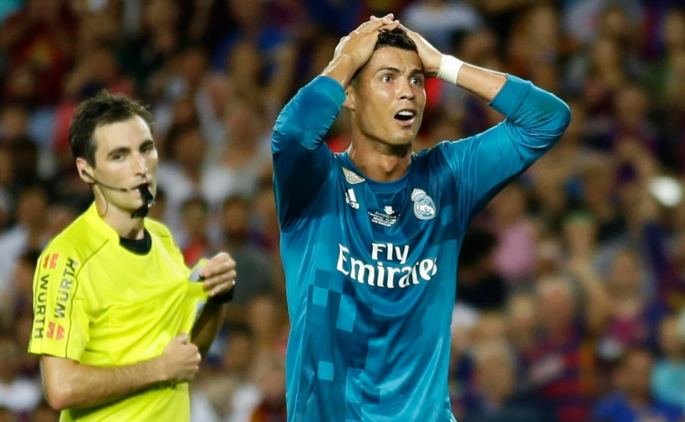 Cristiano Ronaldo has been stung by allegations that he avoided paying £13.1million in taxes