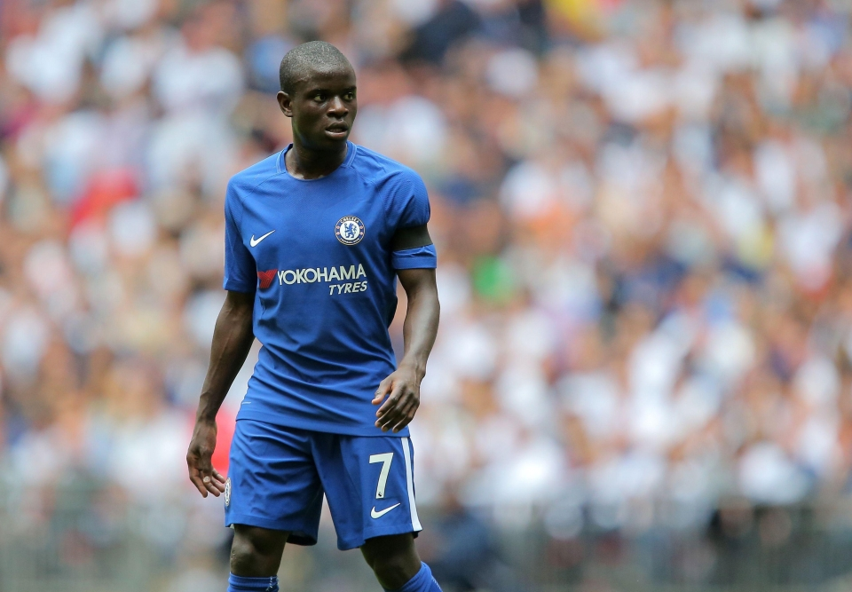 N'Golo Kante is heading back to his former team Leicester where he won the Premier League title