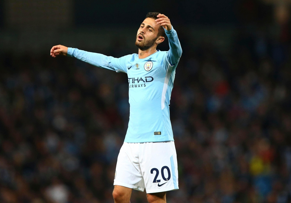 Man City midfielder Bernardo Silva is a playmaker of the highest quality