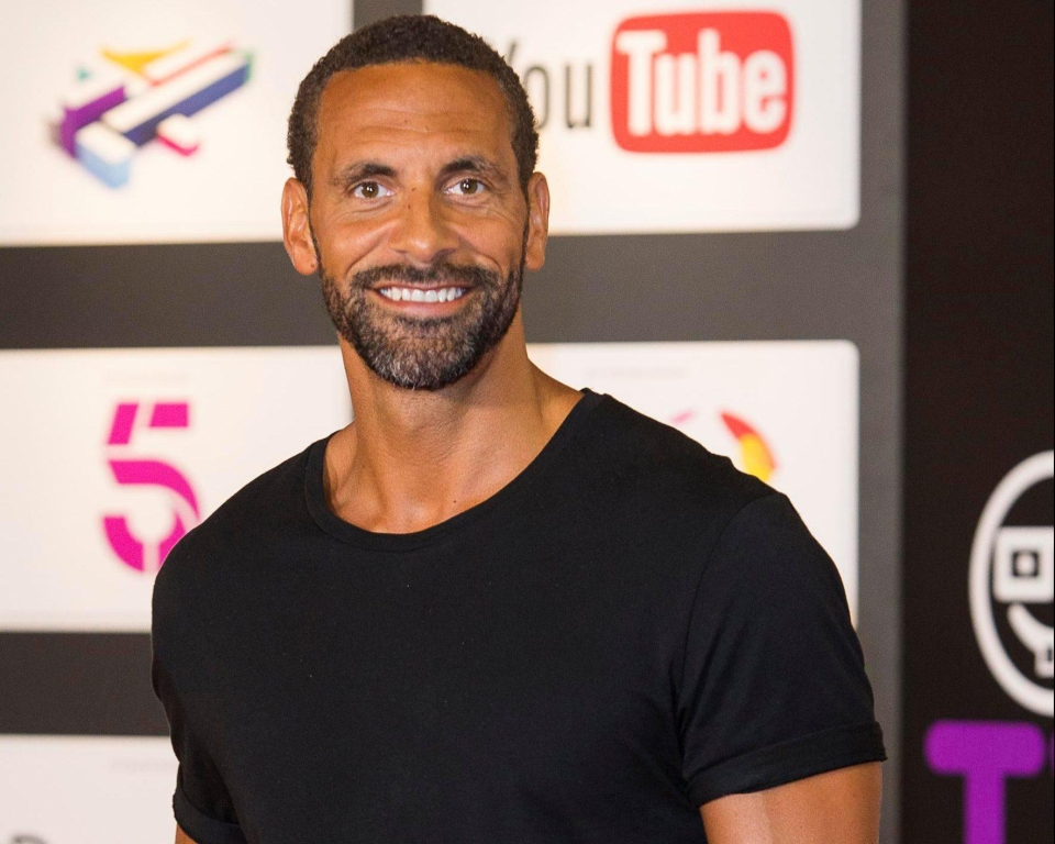 Rio Ferdinand is gaining a reputation as the new Alan Hansen