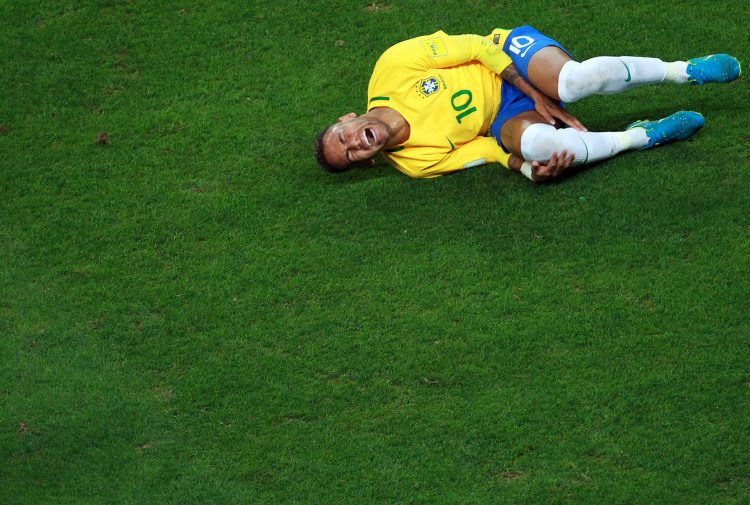 The floor is qualifying for a place at World Cup 2018