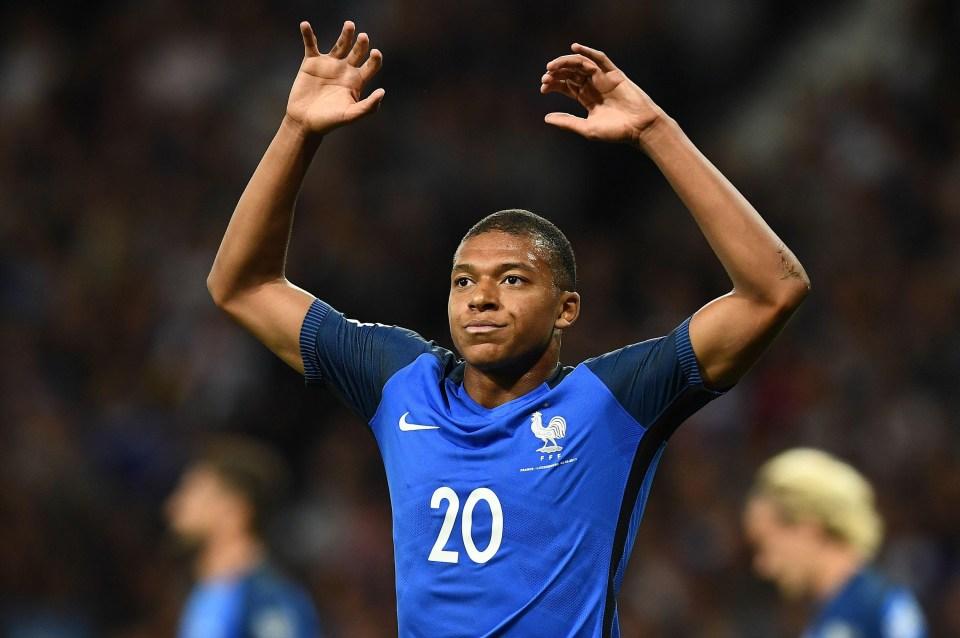 Mbappe cost PSG £166m