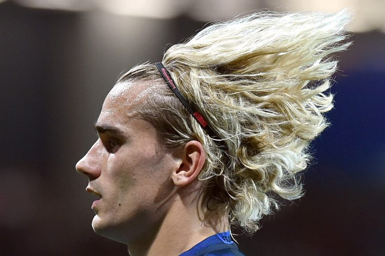 Antoine Griezmann's hair cost more than the entire Luxembourg squad