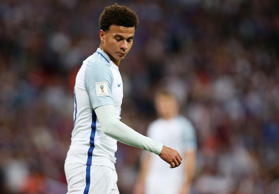 Dele Alli does not make the list of the best 55 footballers on the planet