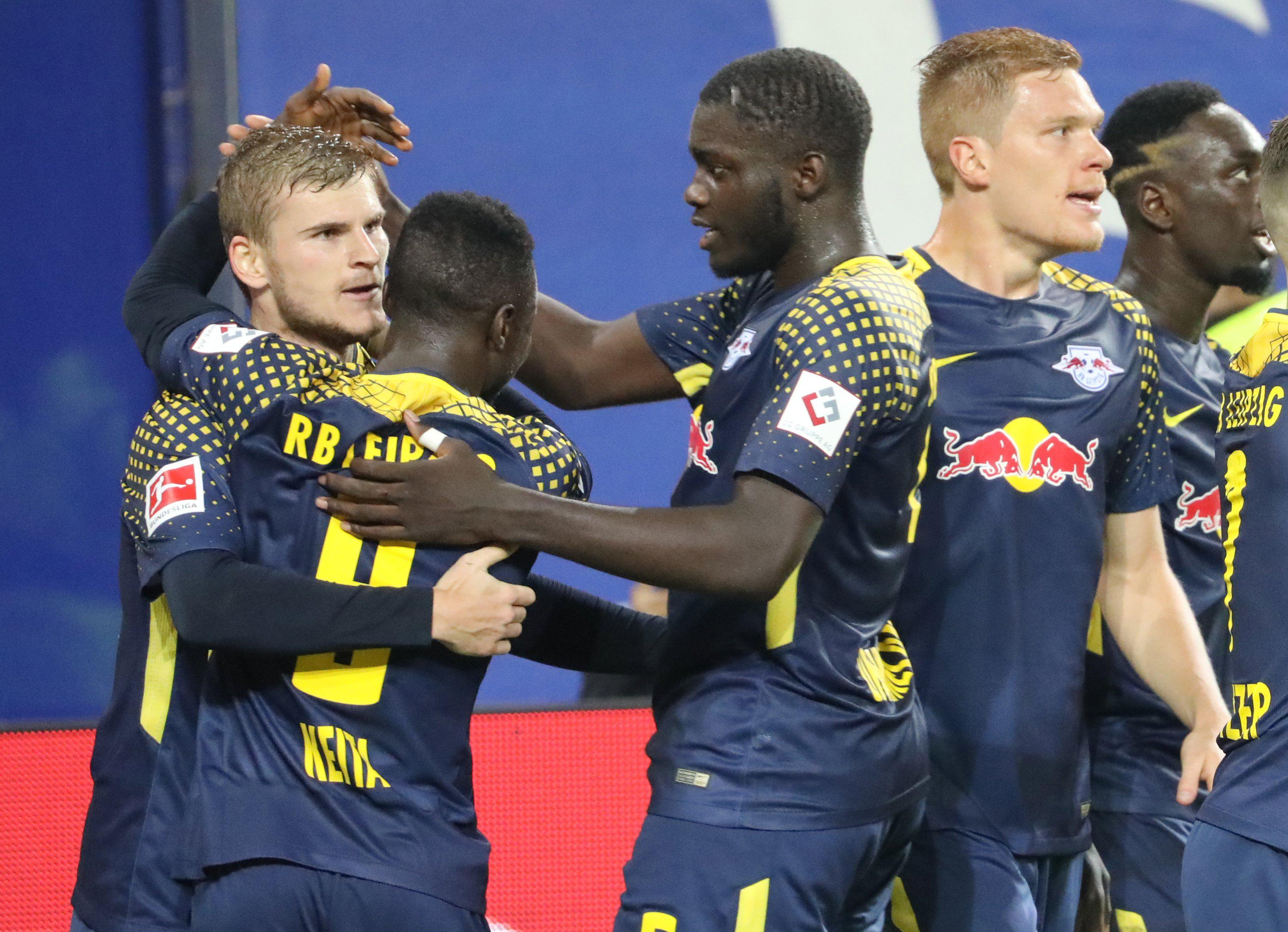 Leipzig's rise in the last 12 months has been phenomenal