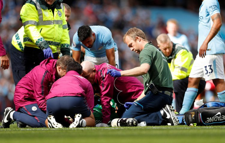 Get well soon Ederson
