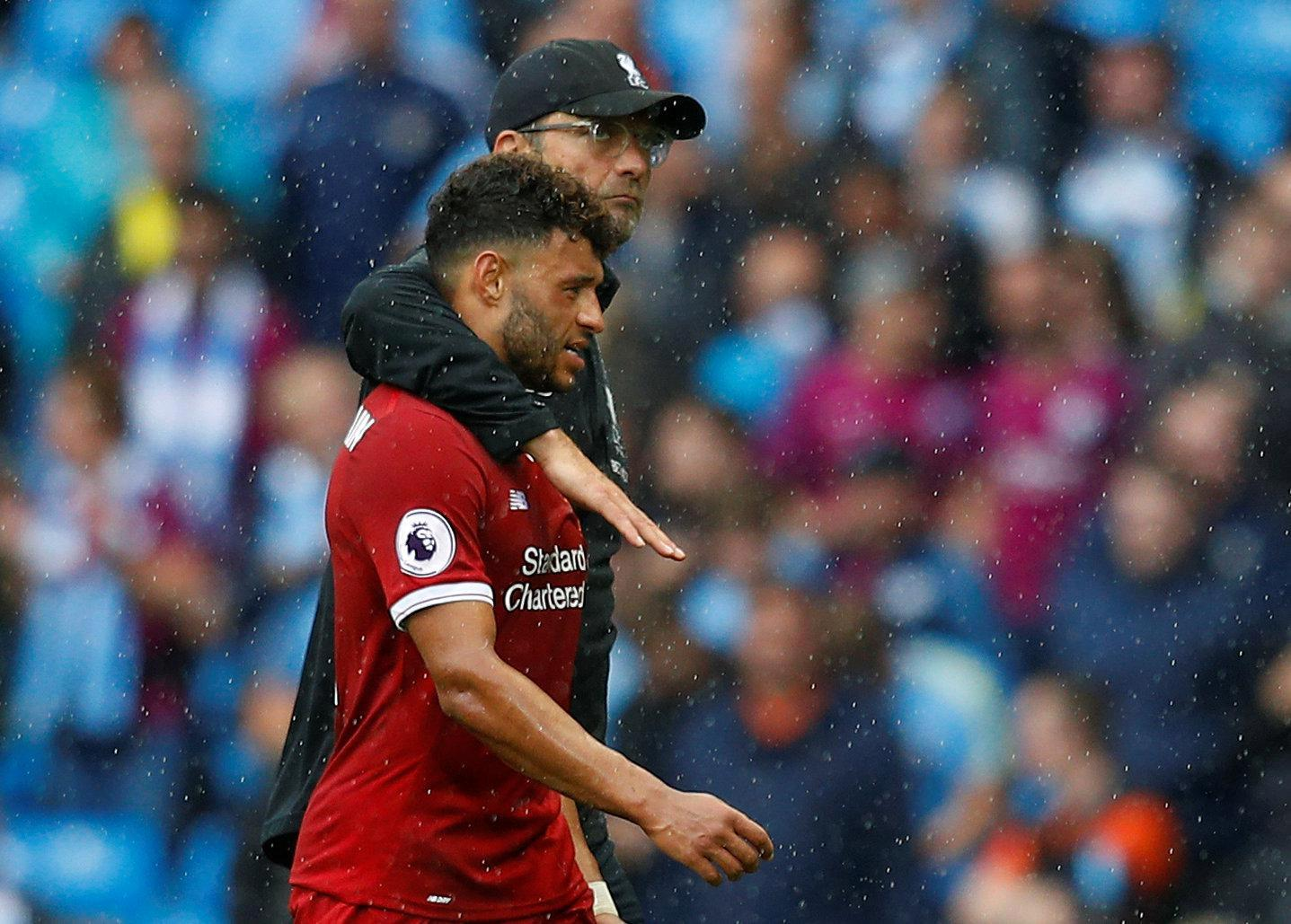 Coutinho faces new competition from the likes of Alex Oxlade-Chamberlain