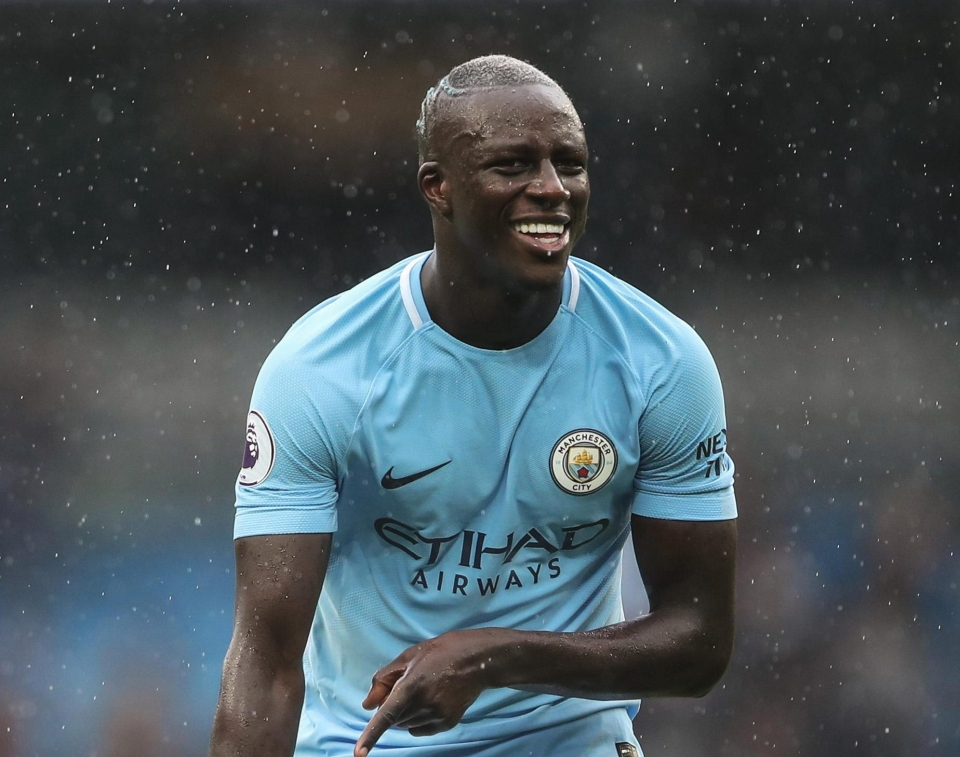 Benjamin Mendy signs on a five-year contract