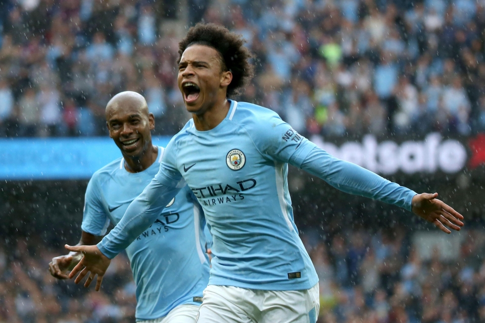 Leroy Sane is proving to be a fantastic Premier League import
