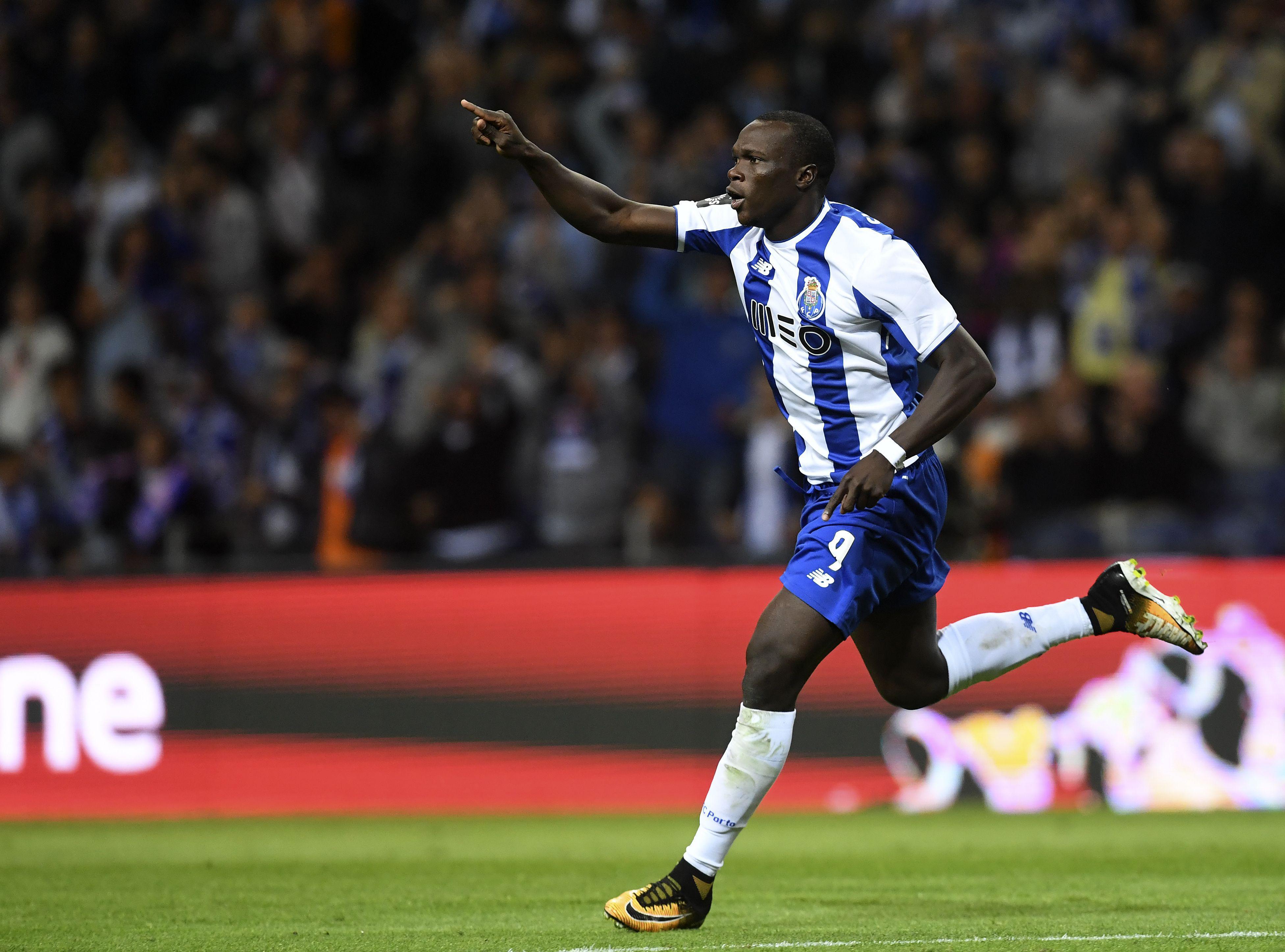 Aboubakar has been at Porto since 2014