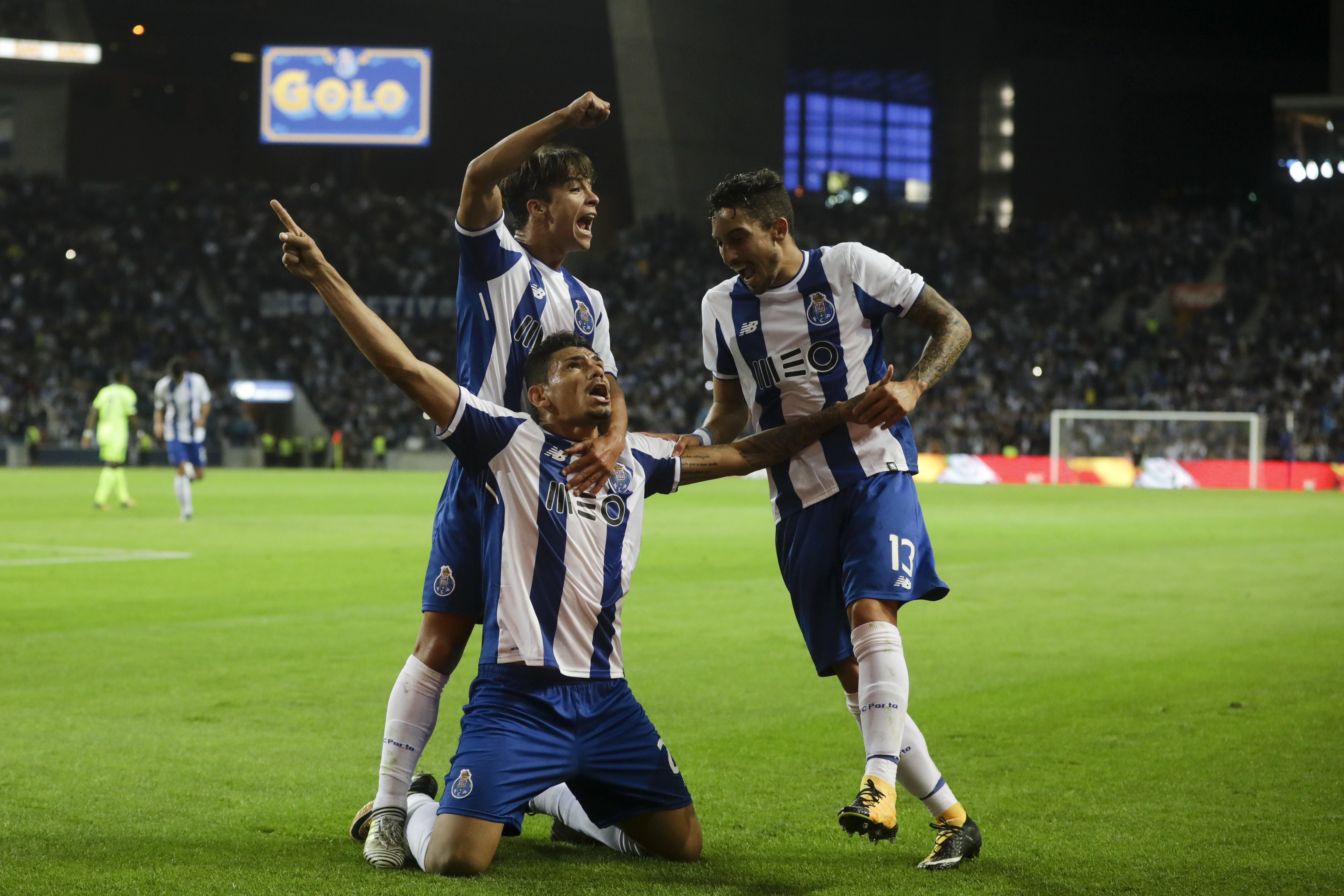 Porto are part of the Champions League furniture