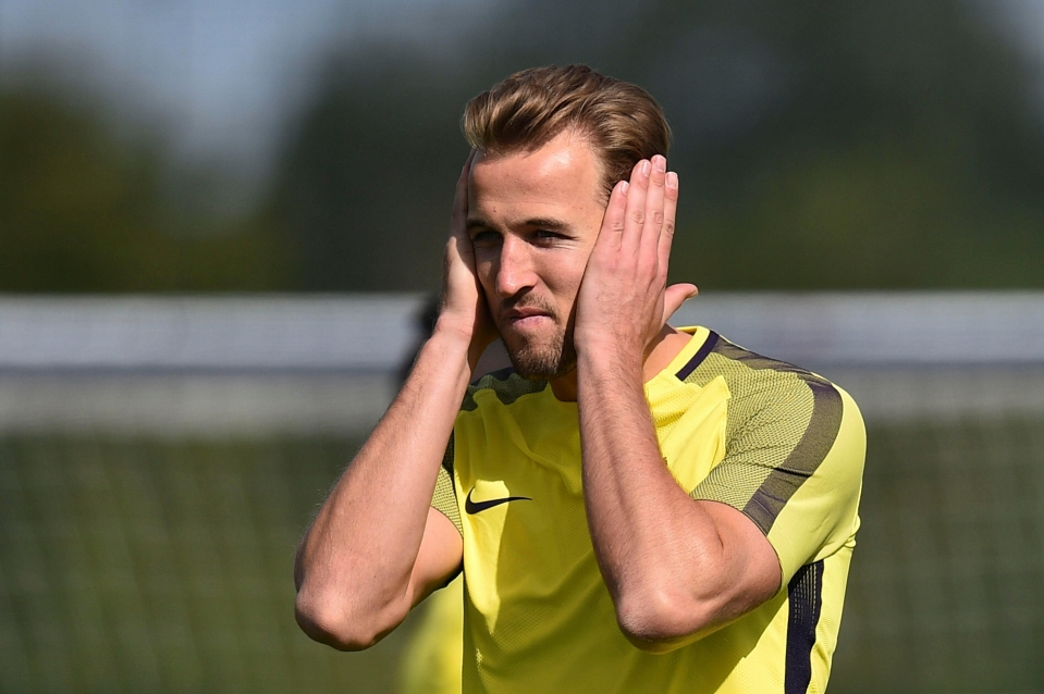 Can Harry Kane fire Tottenham further in the Champions League this season
