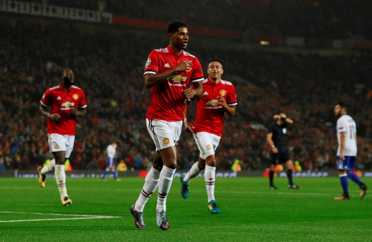Find someone that loves you like Rashford loves scoring goals