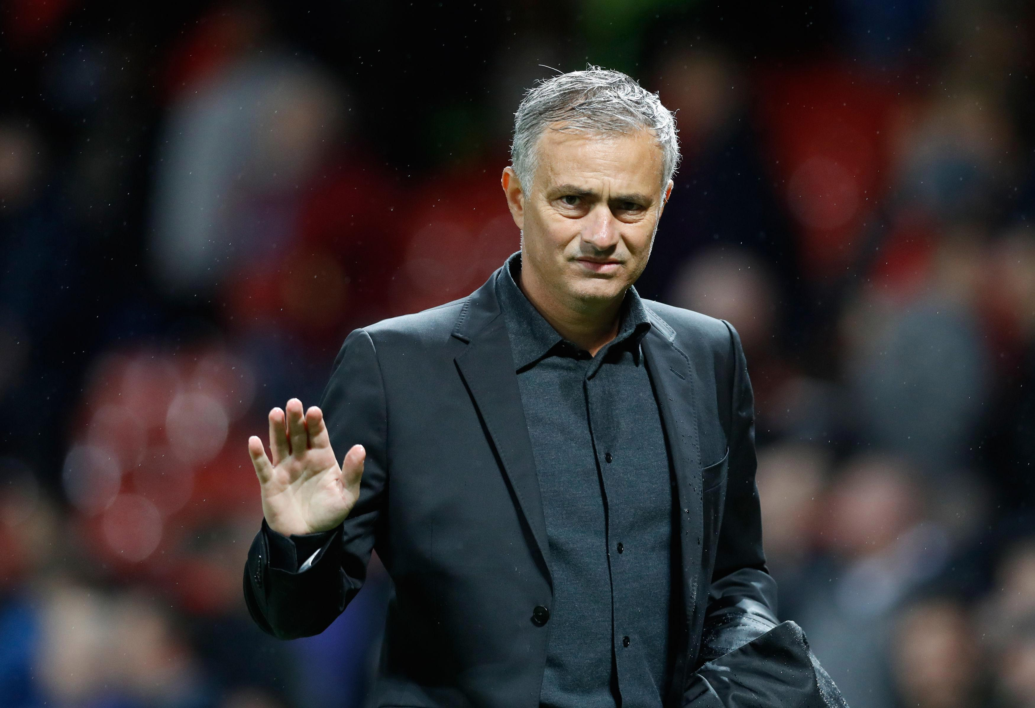 You must be semi-special if the Special One wants you